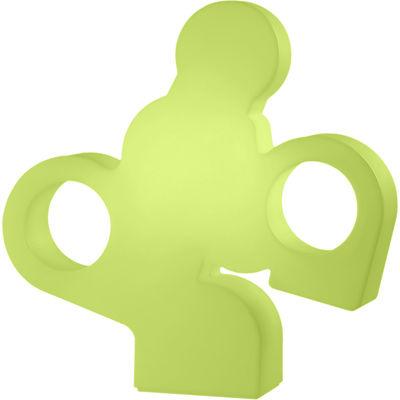 Foto Lampada da tavolo There / L 100 x H 100  cm - Verde - Materiale plastico Slide
