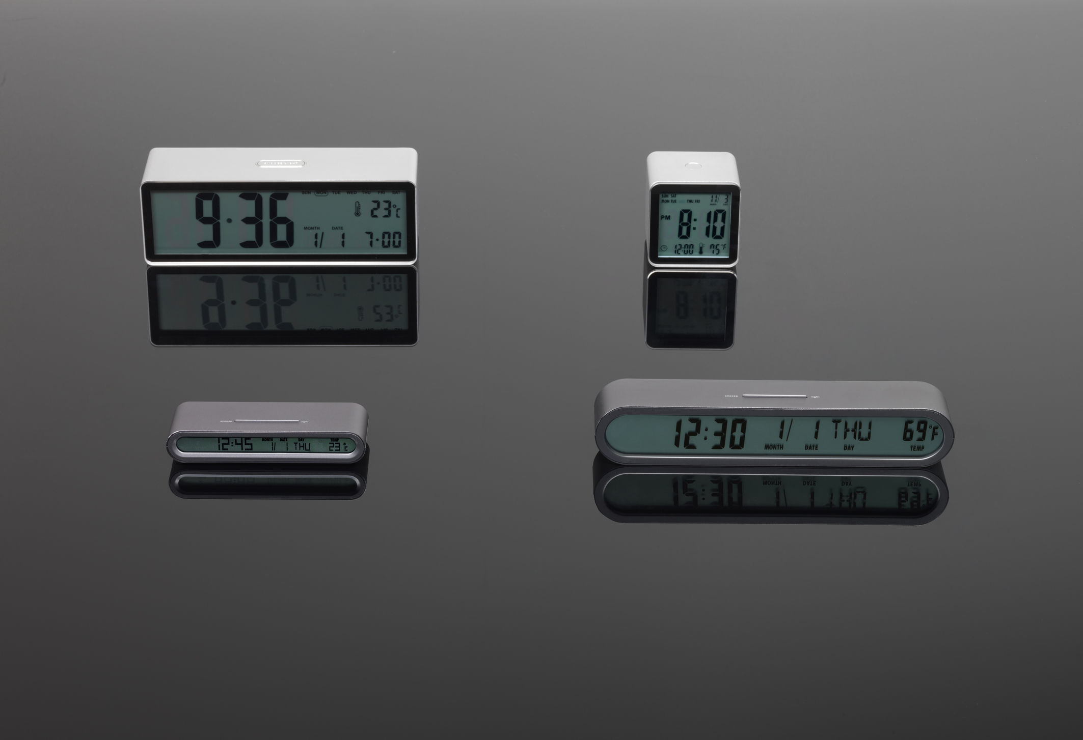 lexon cube alarm clock manual