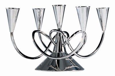 Foto Candeliere Matthew Boulton II di Driade Kosmo - Alluminio - Metallo