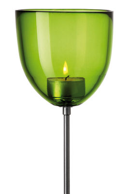 photophore garden flambeau de jardin planter vert leonardo. Black Bedroom Furniture Sets. Home Design Ideas