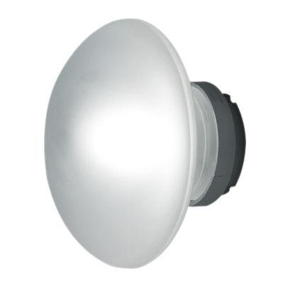 Foto Applique Sillaba LED - /Plafoniera di Fontana Arte - Vetro sabbiato - Vetro