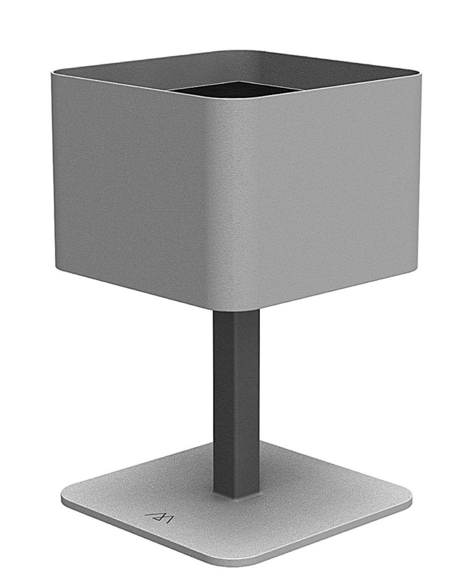 lampe solaire la lampe pose 02 led sans fil blanc maiori. Black Bedroom Furniture Sets. Home Design Ideas