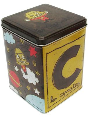Box - Coffee capsule