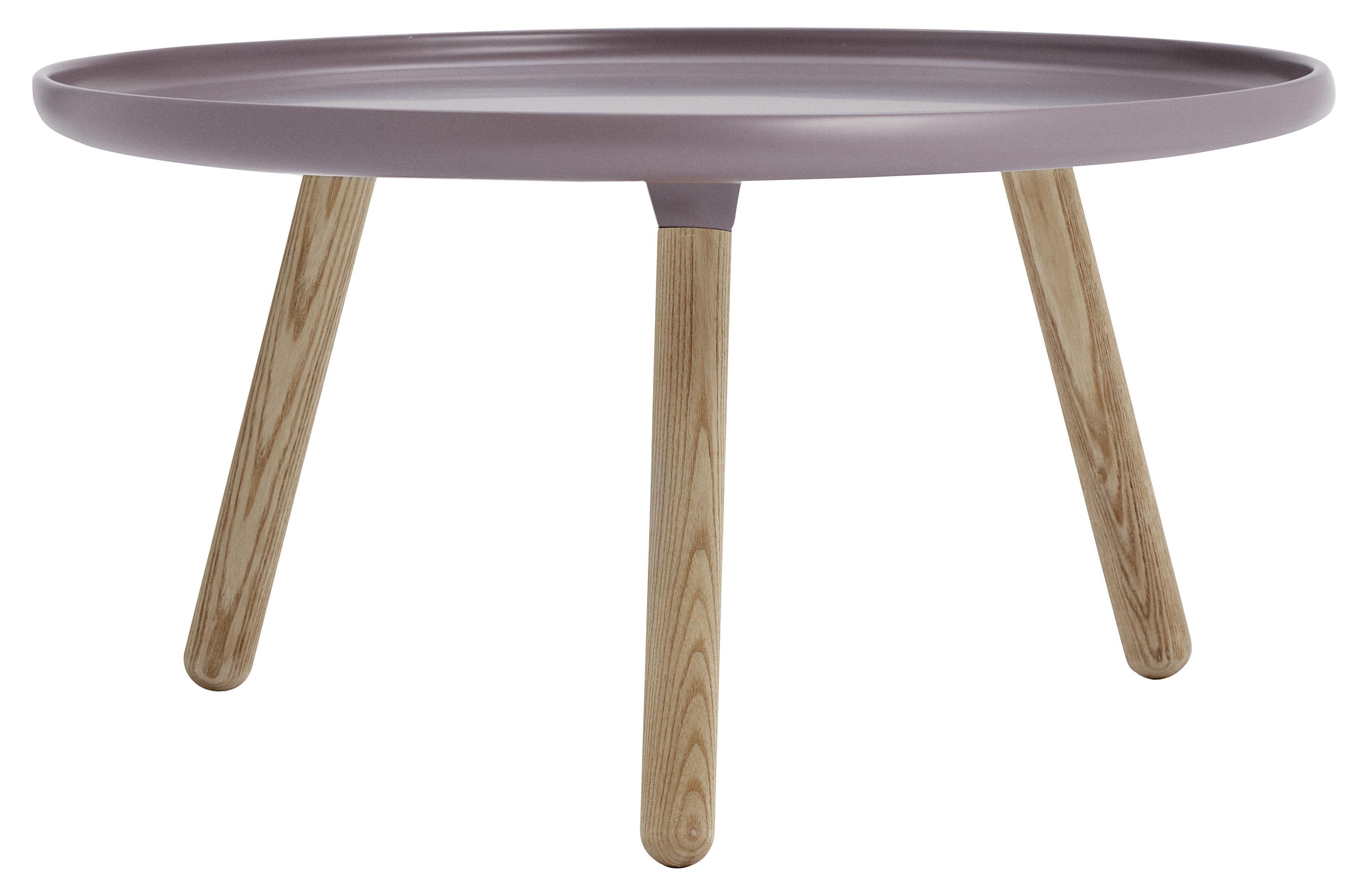 table basse tablo large 78 cm violet normann copenhagen. Black Bedroom Furniture Sets. Home Design Ideas