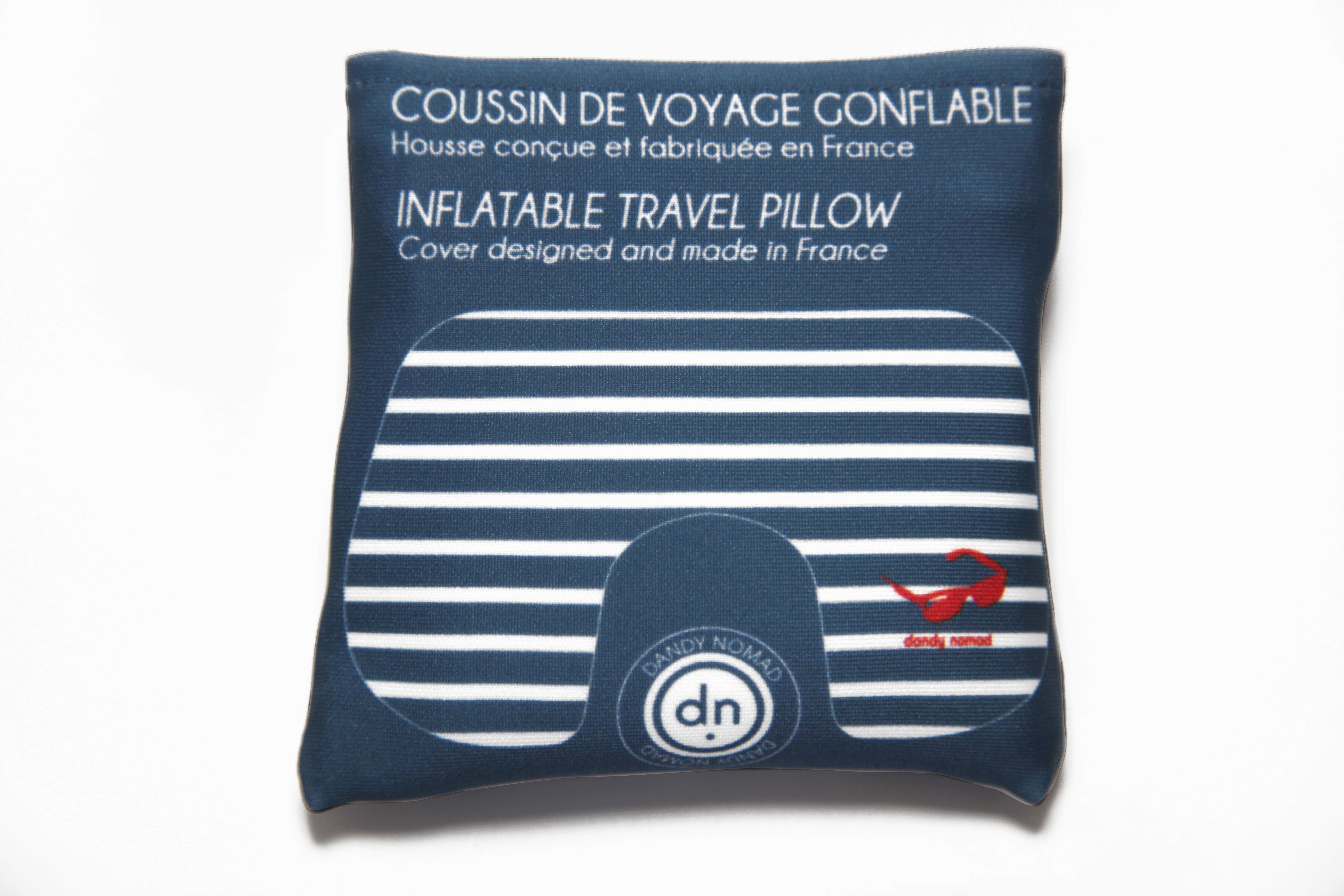 coussin de voyage european couture gonflable avec. Black Bedroom Furniture Sets. Home Design Ideas