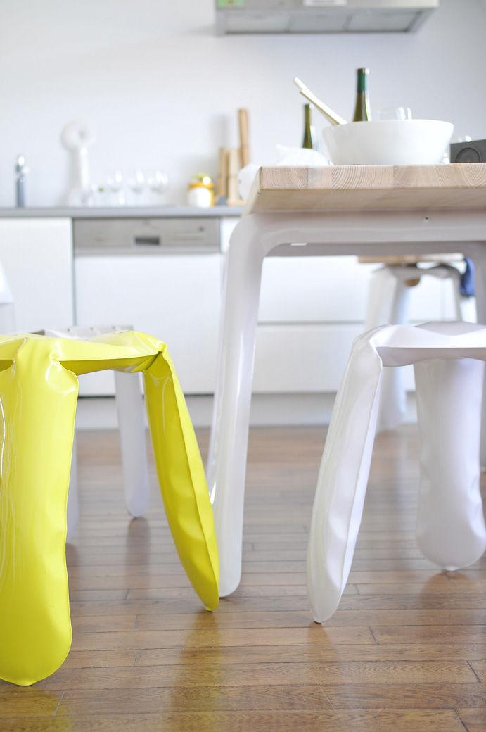 pi tement nogi pour plateau longueur max 200 cm blanc zieta. Black Bedroom Furniture Sets. Home Design Ideas
