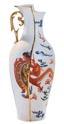 Foto Vaso Hybrid - Adelma - Seletti - Multicolore - Ceramica