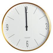 Horloge murale Clock Couture /...