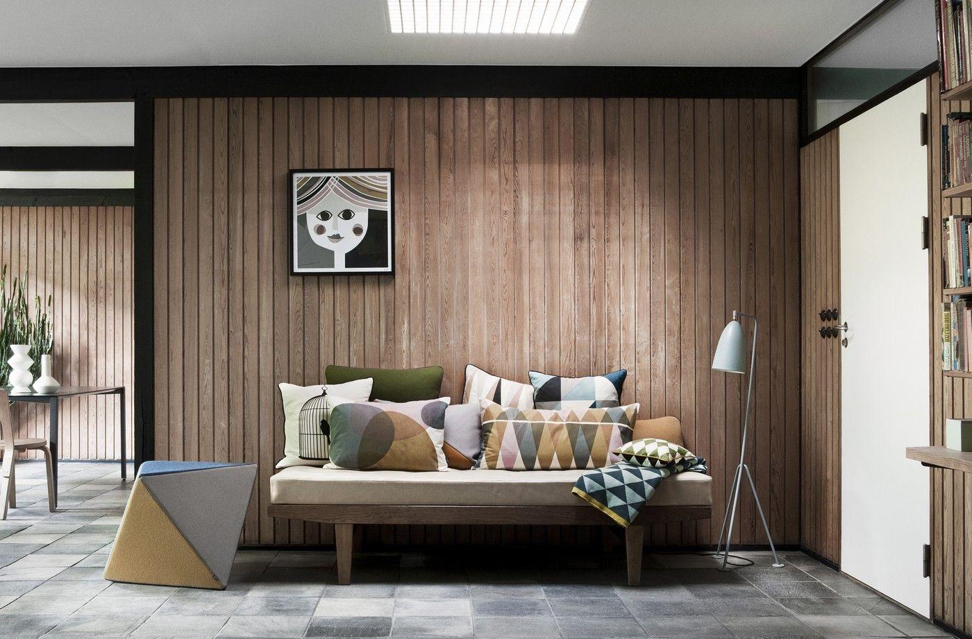 melt klein 60 x 40 cm ferm living kissen. Black Bedroom Furniture Sets. Home Design Ideas