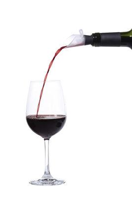 verseur bouchon universel noir blanc l 39 atelier du vin. Black Bedroom Furniture Sets. Home Design Ideas