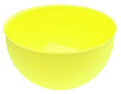 Image du produit Saladier Palsby / Ø 21 cm - Koziol Moutarde en Matière plastique