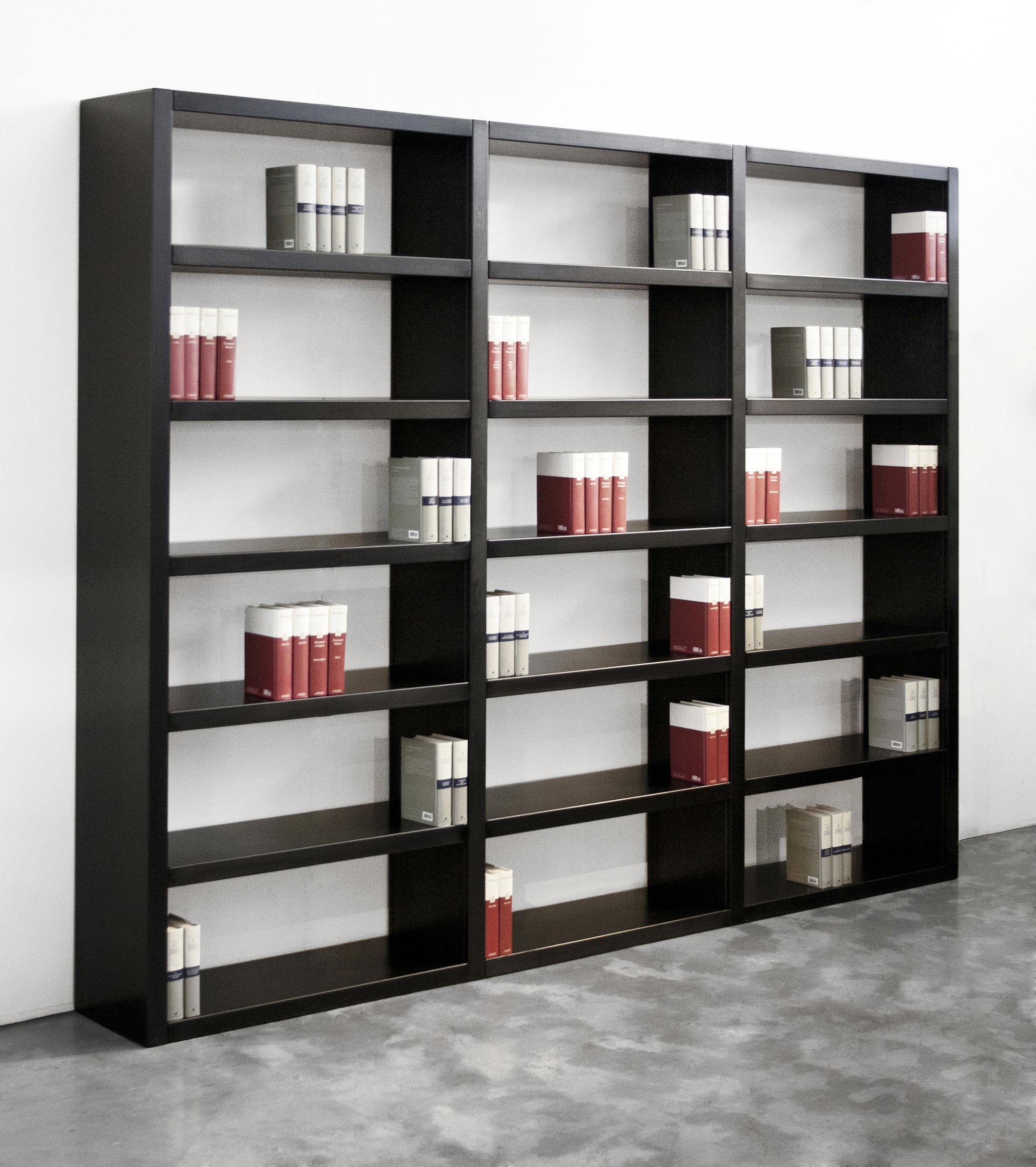 Big Irony Bookcase Shelf position 1 W 100 x H 230