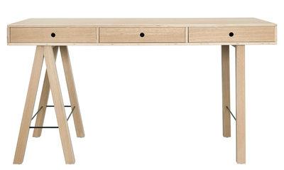 bureau oak mix 150 x 65 cm bois clair house doctor. Black Bedroom Furniture Sets. Home Design Ideas