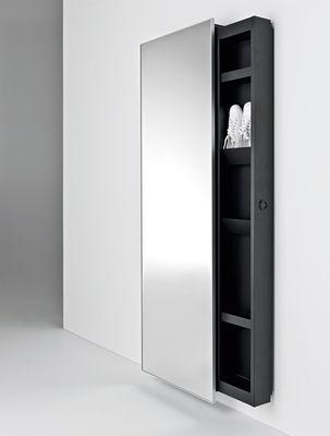 armoire backstage miroir 64 x h 192 cm l 64 x h 192 cm. Black Bedroom Furniture Sets. Home Design Ideas
