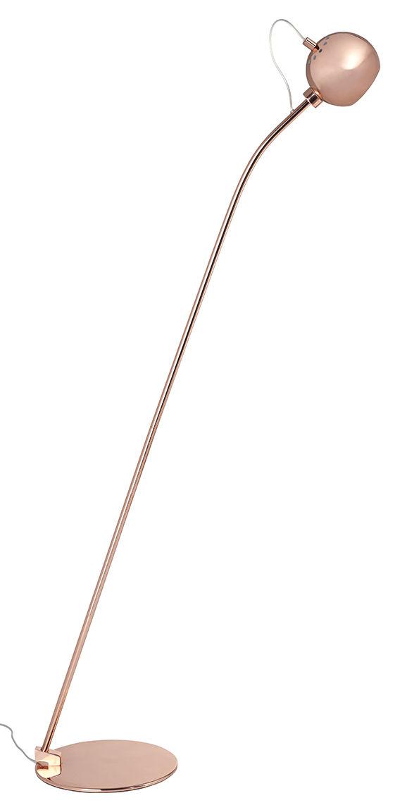 Ball G9 Floor lamp Copper by Frandsen
