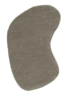 Foto Tappeto Little Stone 10 - 70 x 85 cm di Nanimarquina - Grigio topo - Tessuto