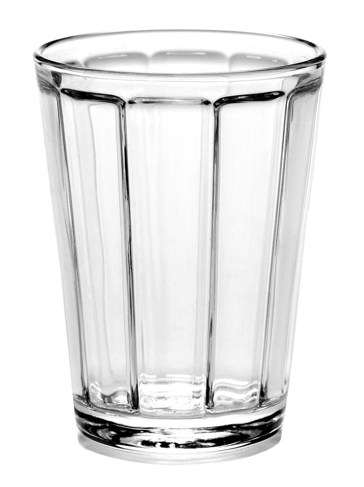 Verre eau surface by segio herman transparent serax - Verres a eau design ...