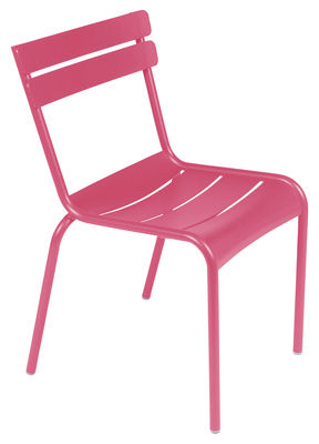 Chaise enfant luxembourg kid fuschia fermob - Chaise fermob luxembourg ...