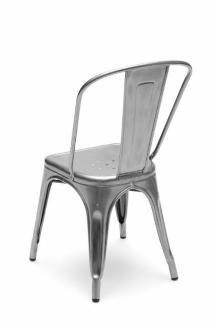 Chambre Bebe La Redoute : > Chaises, fauteuils de salle à manger > Chaise A empilable  Inox