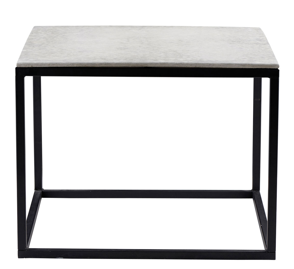 table basse plateau b ton 60 x 60 cm plateau b ton. Black Bedroom Furniture Sets. Home Design Ideas
