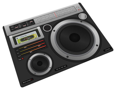 Boom box Chopping board