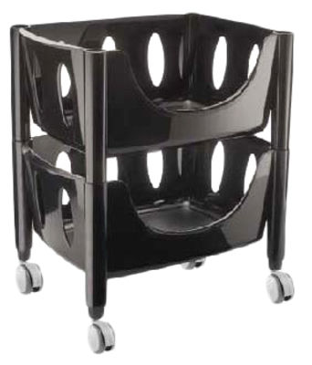 Hold&Roll Basket - Stackable