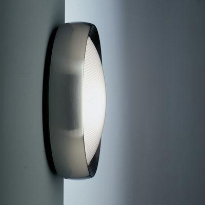 Foto Applique Niki FLUO - / Plafoniera - versione vetro di Artemide - Metallo opaco - Metallo