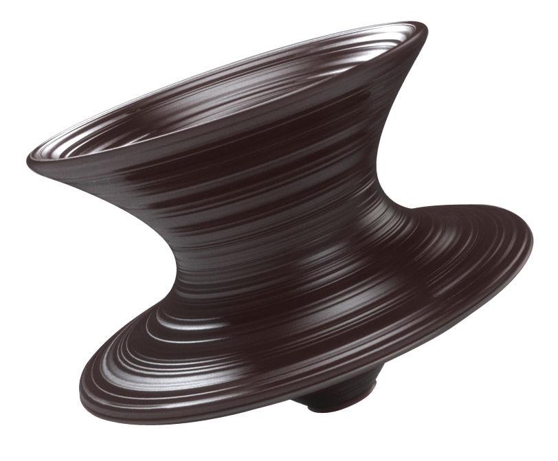 spun rocking chair dark purple by magis. Black Bedroom Furniture Sets. Home Design Ideas