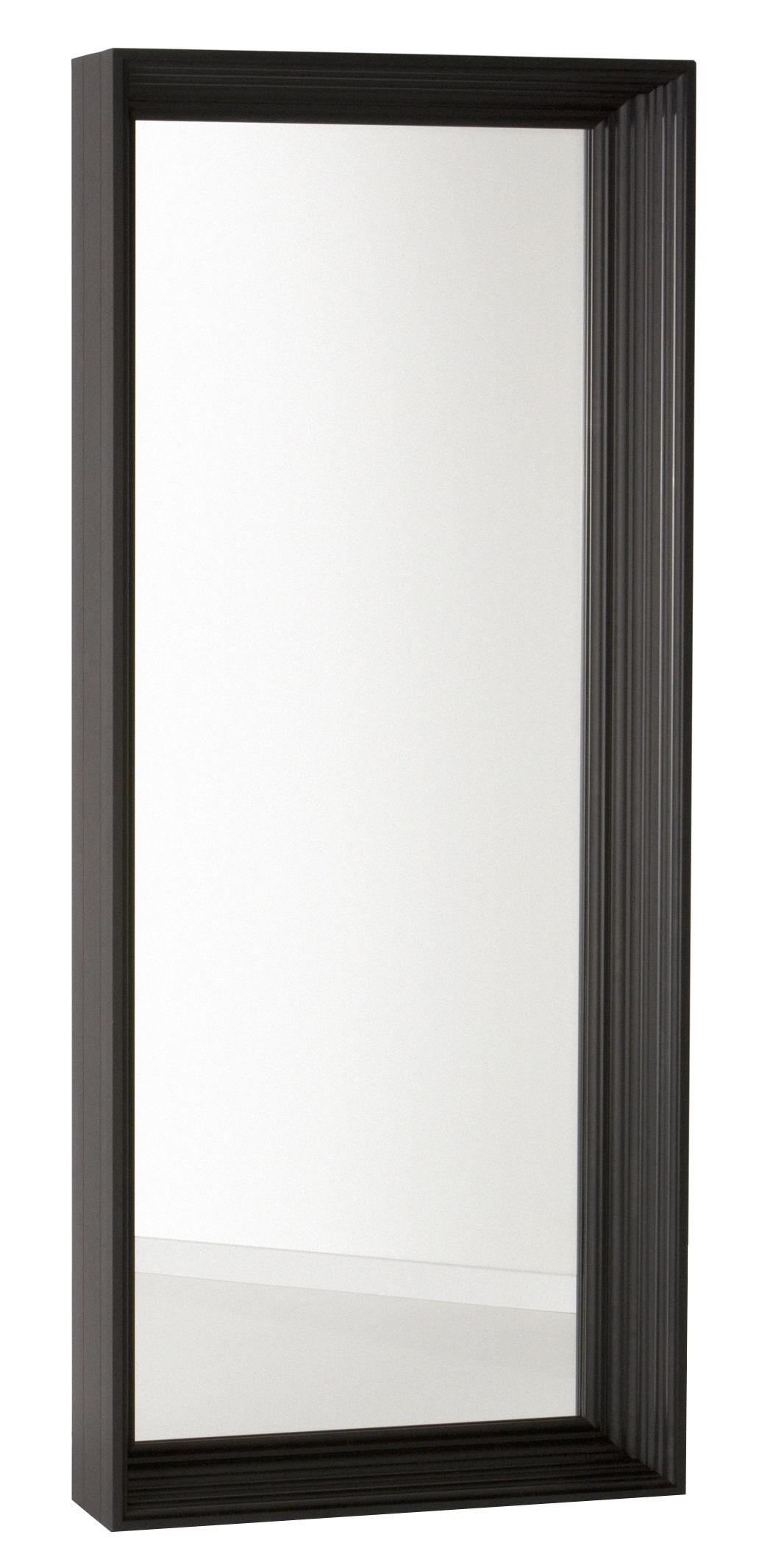Miroir frame l 180 cm noir moooi for Miroir 180 cm
