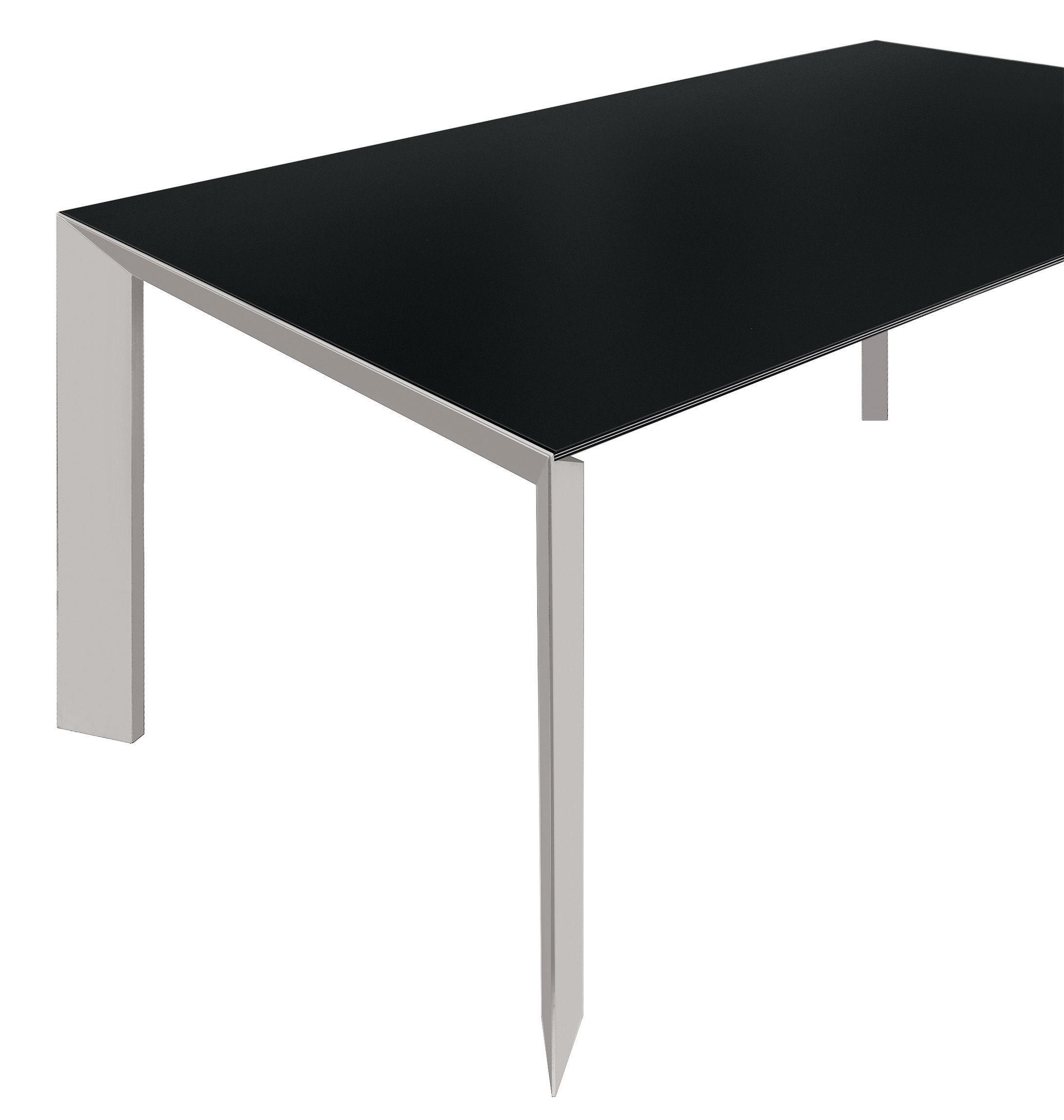 Scopri tavolo con prolunga nori estensibile piano e for Tavolo estensibile