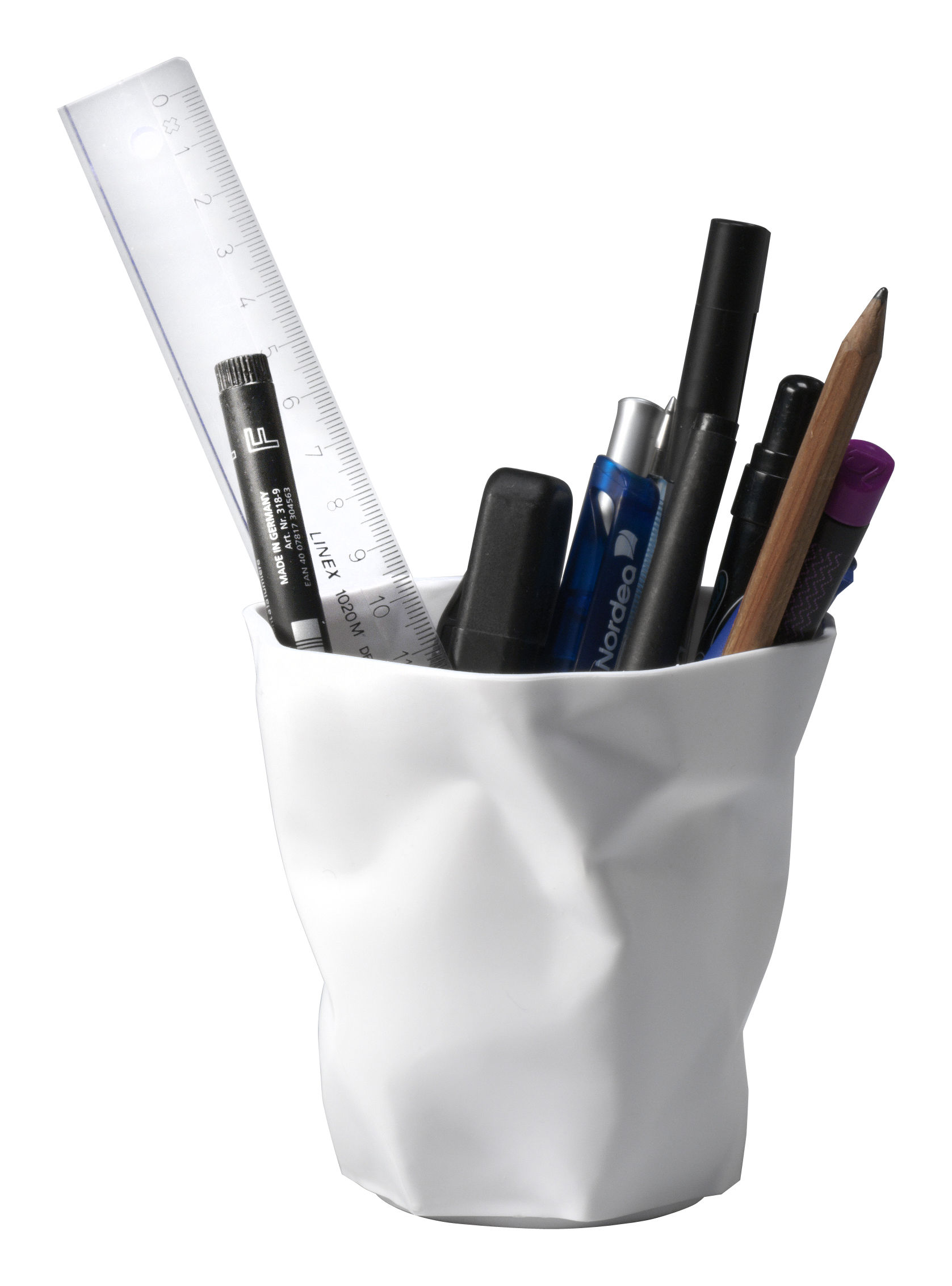 Pen Pen Pencil Holder Pencil Holder White By Essey