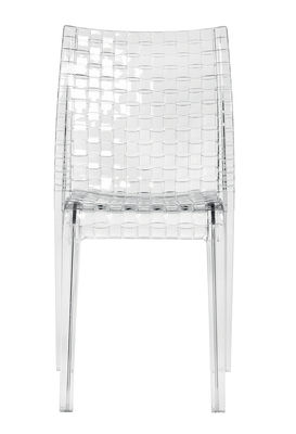 chaise kartell transparent. Black Bedroom Furniture Sets. Home Design Ideas