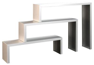 console big al babilonia set 3 consoles modulables. Black Bedroom Furniture Sets. Home Design Ideas