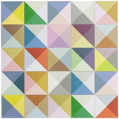 Foto Pannello decorativo Loco - / 2 m² di ixxi - Multicolore - Carta