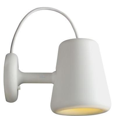 Applique oj sans prise branchement direct dans le mur for Luminaire exterieur sans branchement