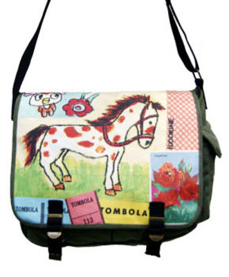 Tombola - Cheval Bag
