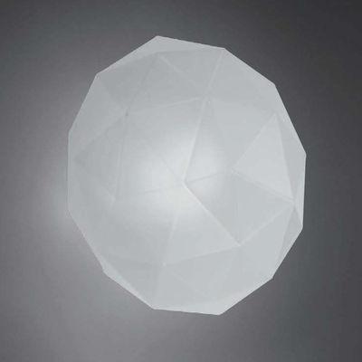 Image of Applique Soffione plafonnier - Ø 45 cm - Artemide Blanc opalin Ø 45 cm