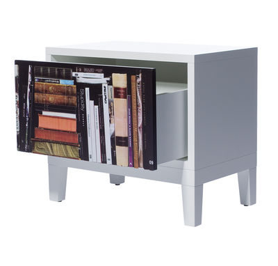 Table de chevet Bookshelf