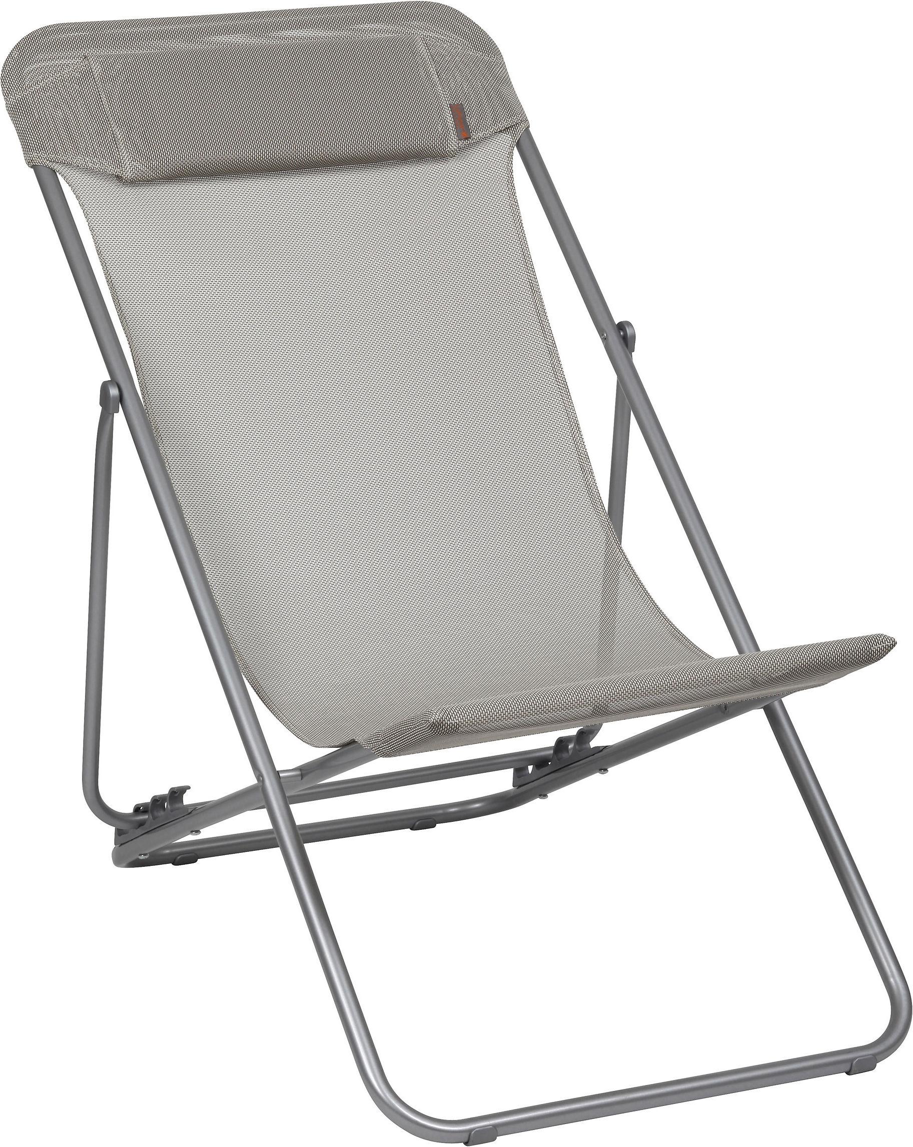 Toile de rechange pour chaise longue transaluxe seigle for Changer toile chaise longue