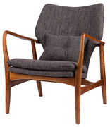 Fauteuil design style italien scandinave made in design - Fauteuil made in design ...