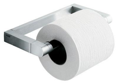 d rouleur de papier toilette vipp03 inox noir vipp. Black Bedroom Furniture Sets. Home Design Ideas