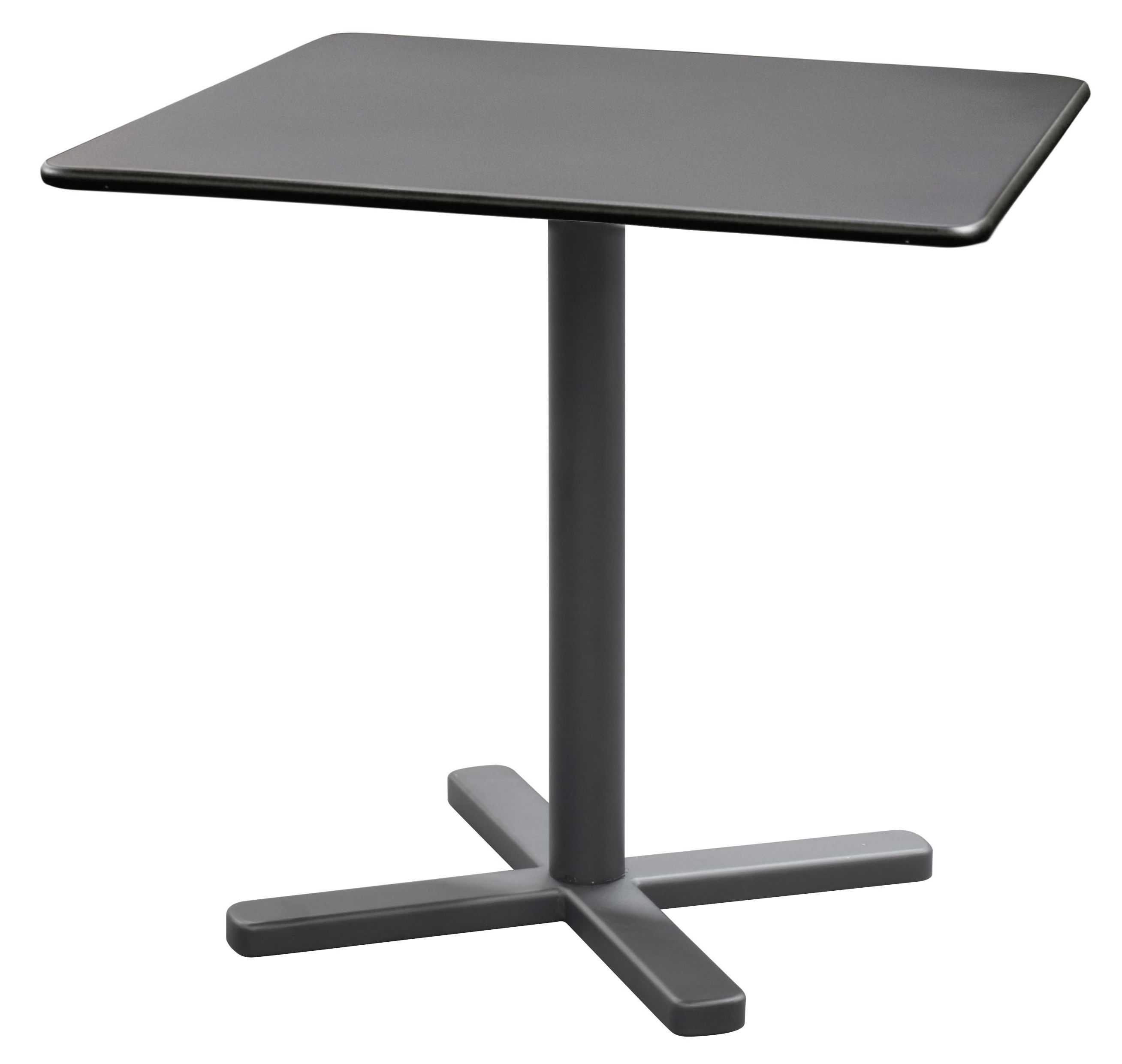 table pliante darwin 80 x 80 cm fer ancien emu. Black Bedroom Furniture Sets. Home Design Ideas