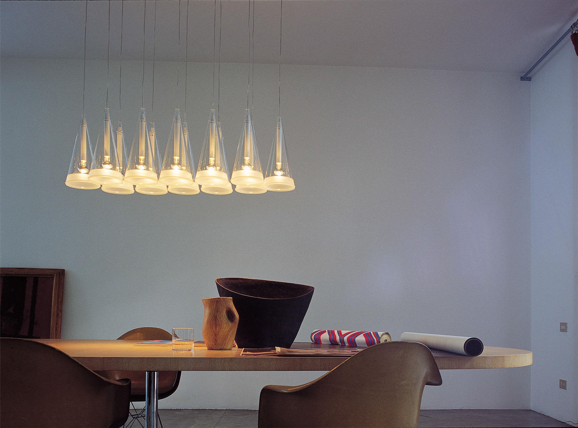 lampadari flos : Home > Illuminazione > Lampadari > Sospensione Fucsia 1 di Flos