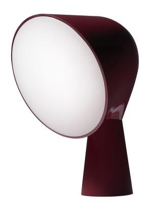 Binic table lamp amaranthine red by foscarini - Lamp binic ...