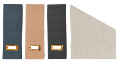 range revues colours set de 4 bleu rose gris blanc house doctor. Black Bedroom Furniture Sets. Home Design Ideas