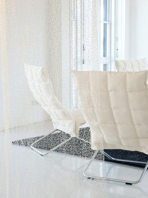 scopri tenda veil 130 x 240 cm grigio chiaro di woodnotes made in design italia. Black Bedroom Furniture Sets. Home Design Ideas