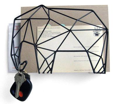 Porte courrier el phant poser ou fixer au mur el phant - Porte serviette a fixer au mur ...