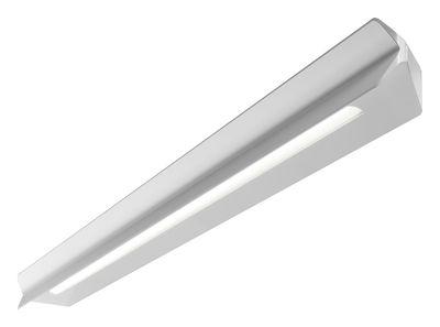Foto Applique Falena 3 - L 136 cm di Foscarini - Bianco - Metallo