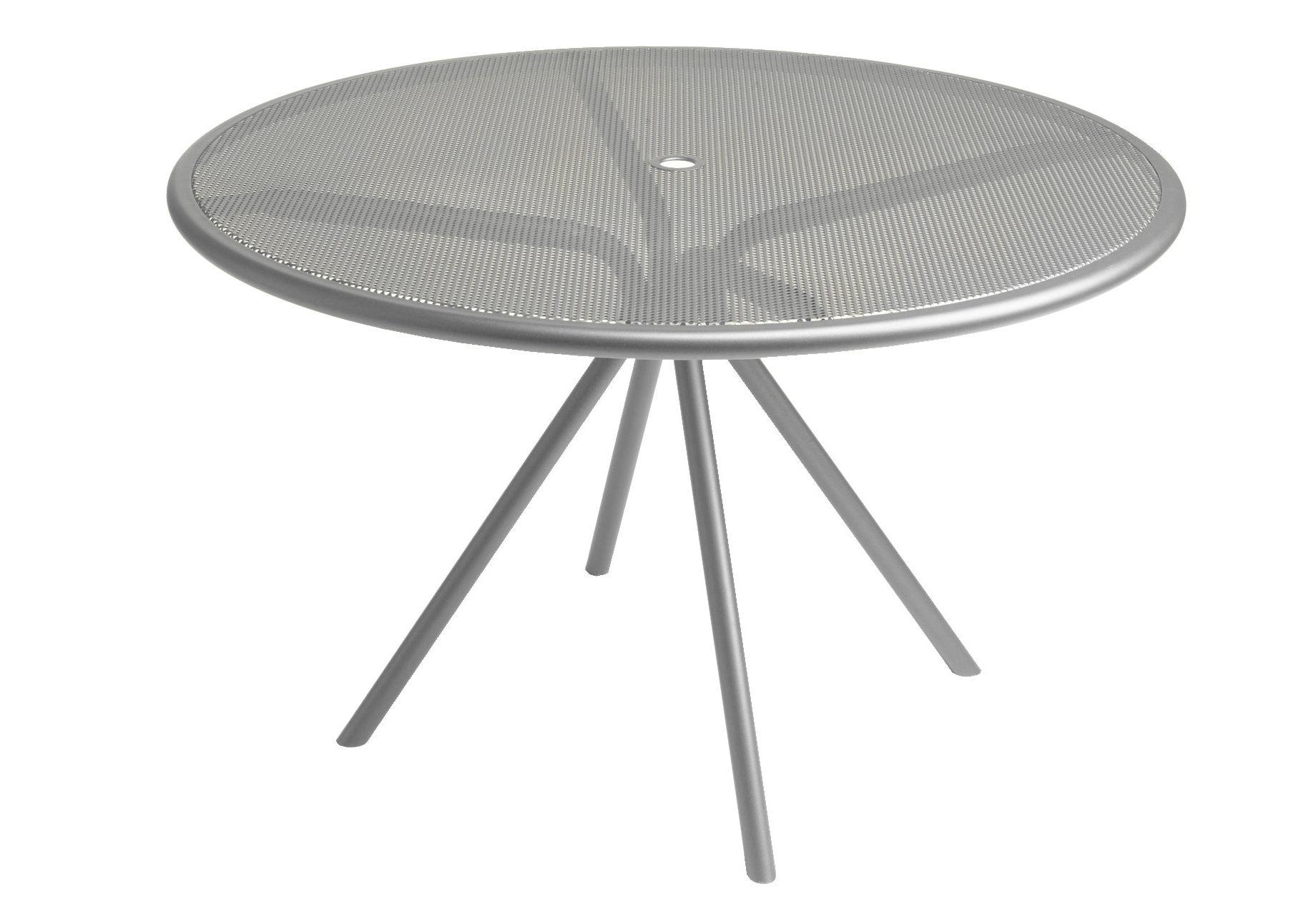 Table Solid 108 Cm Aluminium Emu