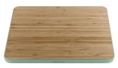 planche d couper bambou et silicone vert granit bambou eva solo. Black Bedroom Furniture Sets. Home Design Ideas